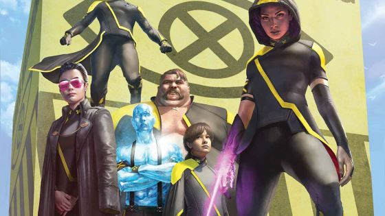 Marvel Preview: Age Of X-Man: X-Tremists #1