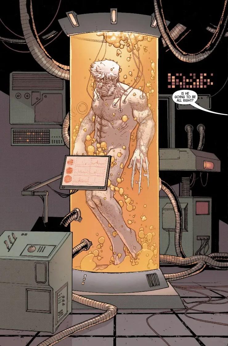 Marvel Preview: Dead Man Logan #4