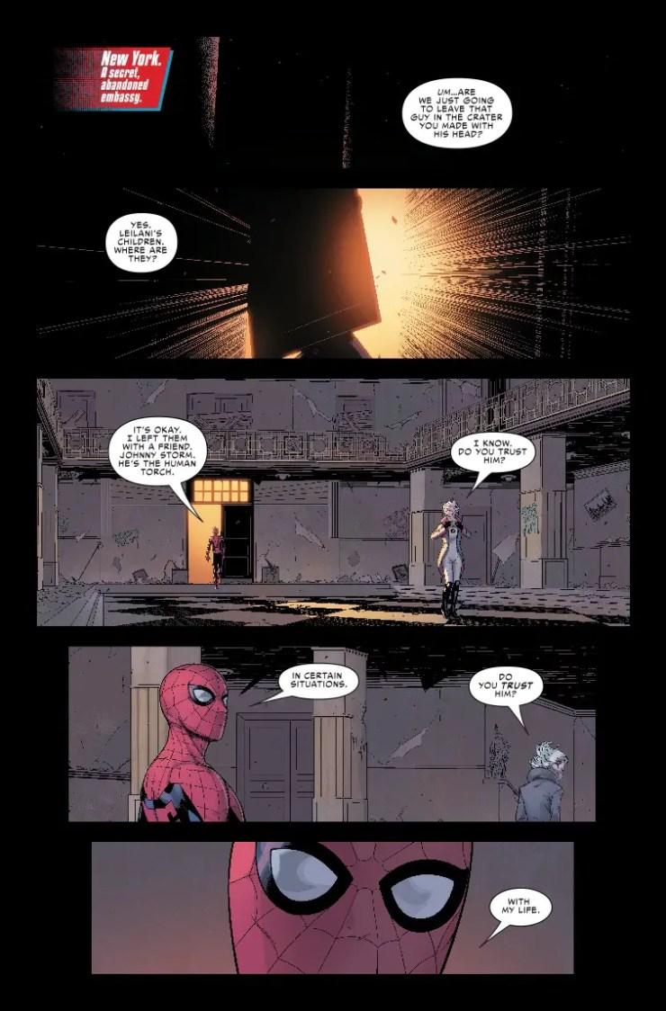 Marvel Preview: Friendly Neighborhood Spider-Man #3
