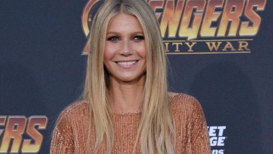 Pepper Potts:  Supervillain? Gwyneth Paltrow brings Goop to Netflix