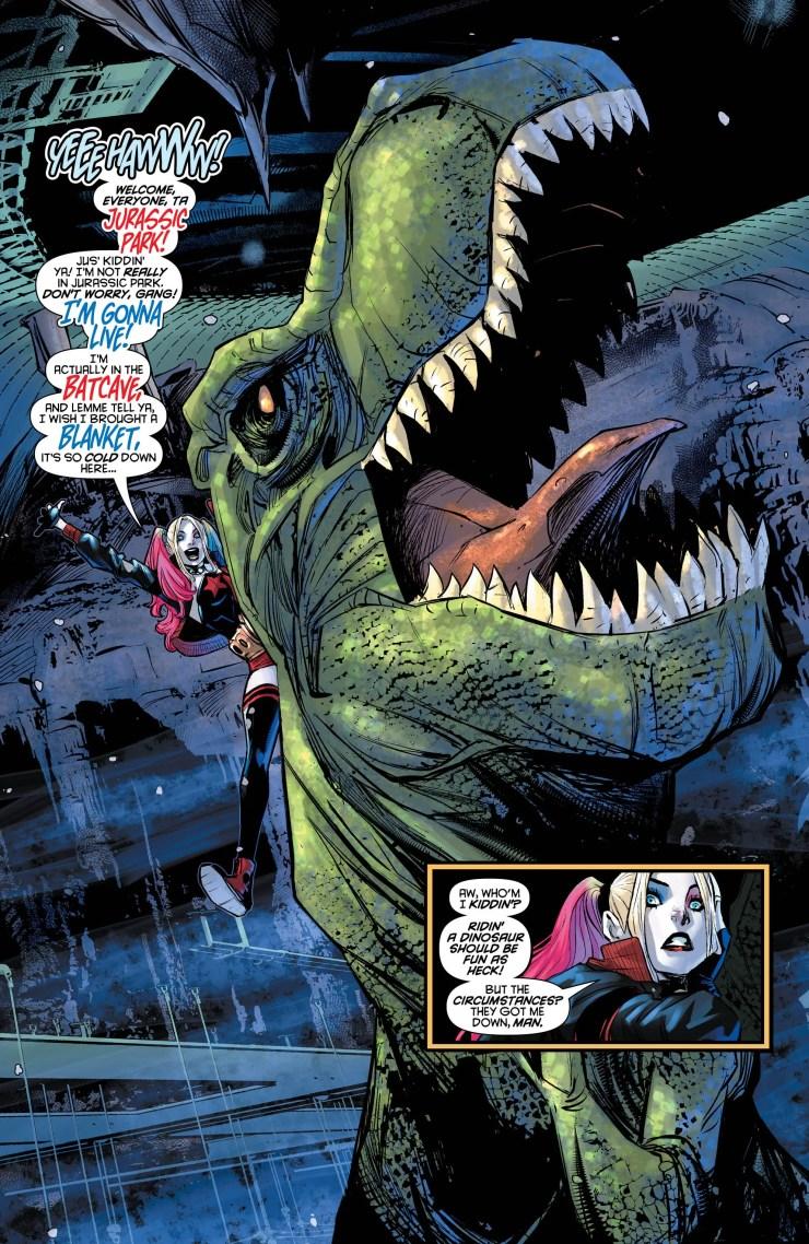 Harley Quinn #58 Review