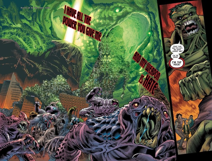 The Immortal Hulk #13 review: Hate and Love