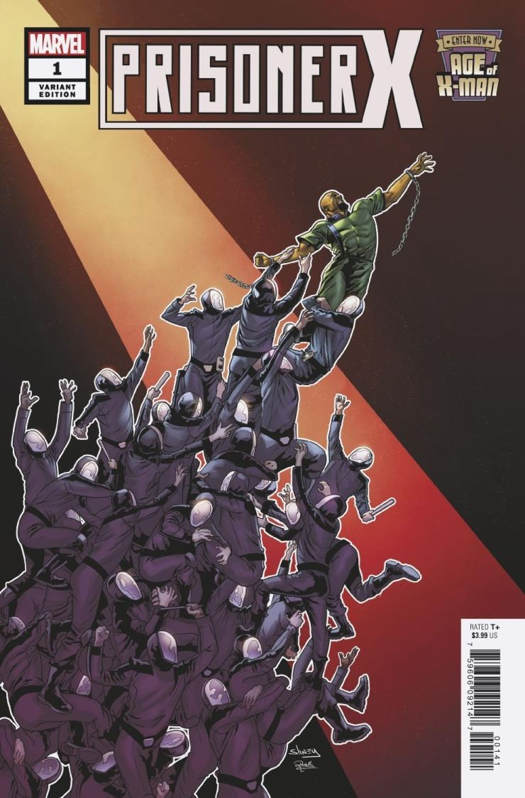 EXCLUSIVE Marvel Preview: Age Of X-Man: Prisoner X #1