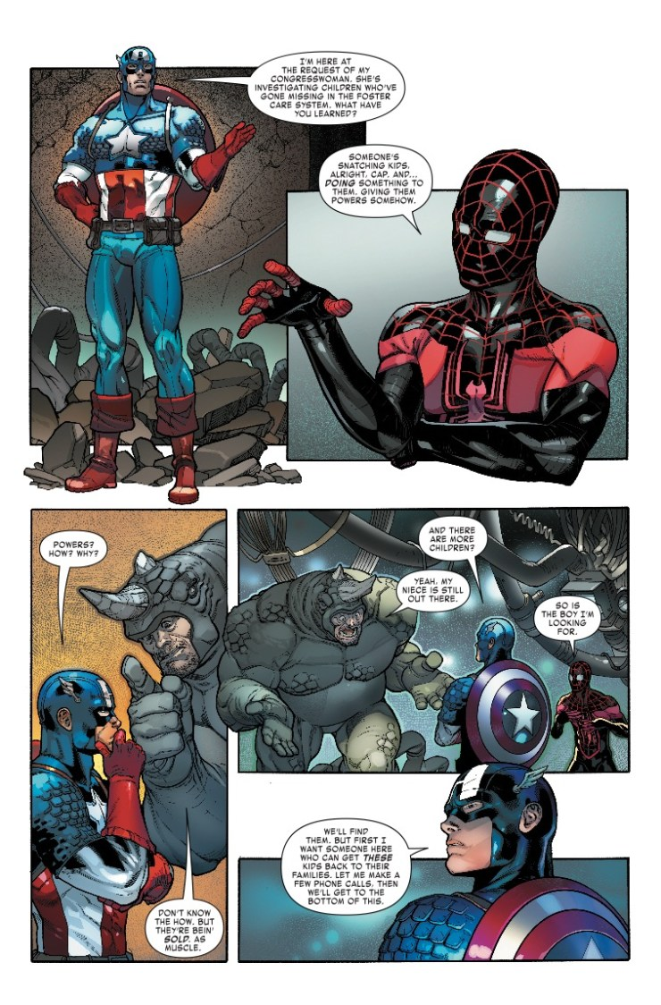 Marvel Preview: Miles Morales: Spider-Man #3