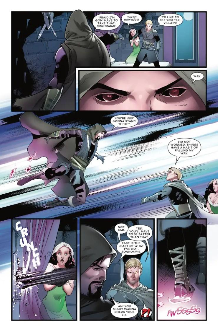 Marvel Preview: Mr. & Mrs. X #8
