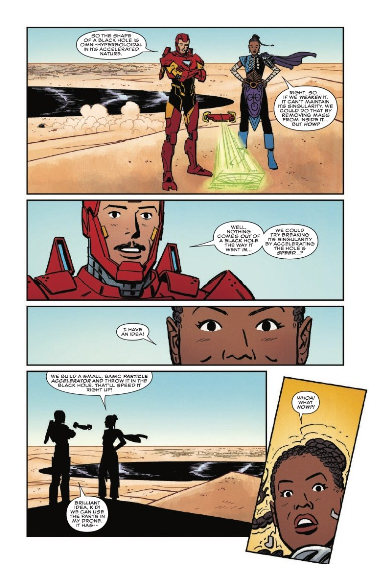 Marvel Preview: Shuri #5
