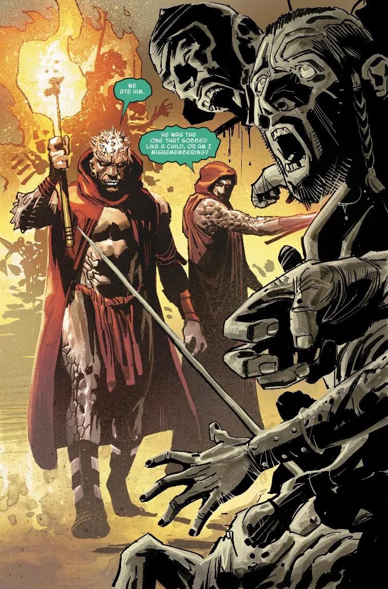 Savage Sword of Conan #2 Review