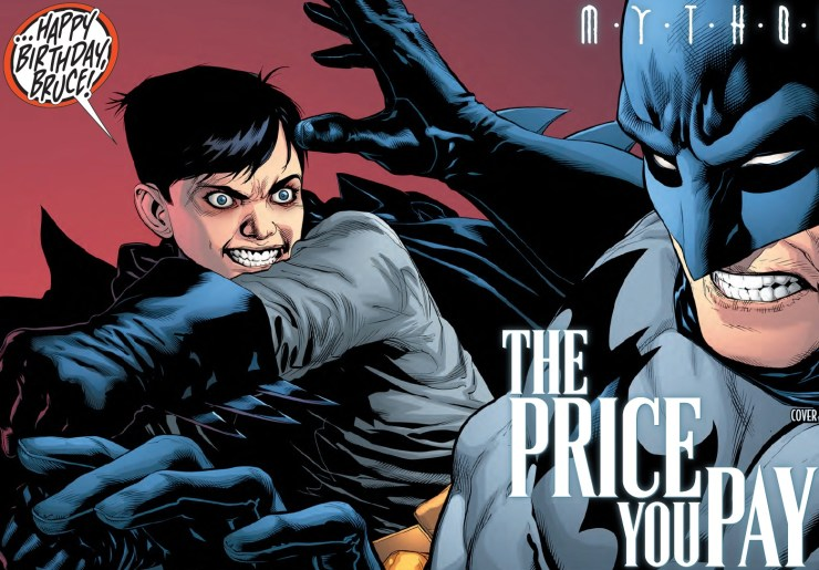 Detective Comics #999 Review