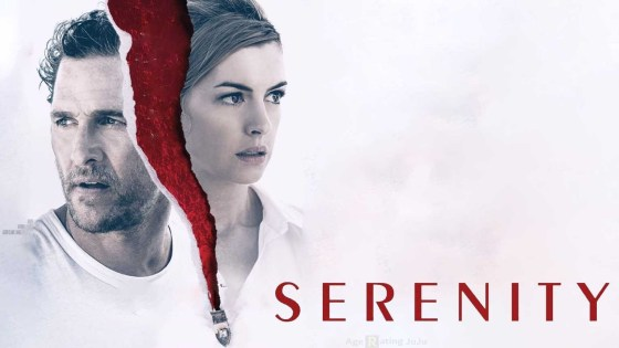 A different take on Serenity (2019)