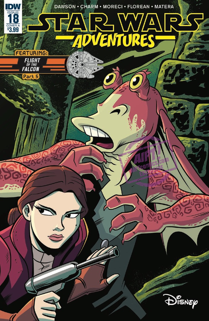 EXCLUSIVE IDW Preview: Star Wars Adventures #18