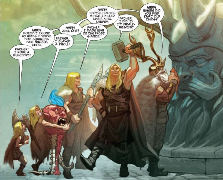 Thor #10 Review