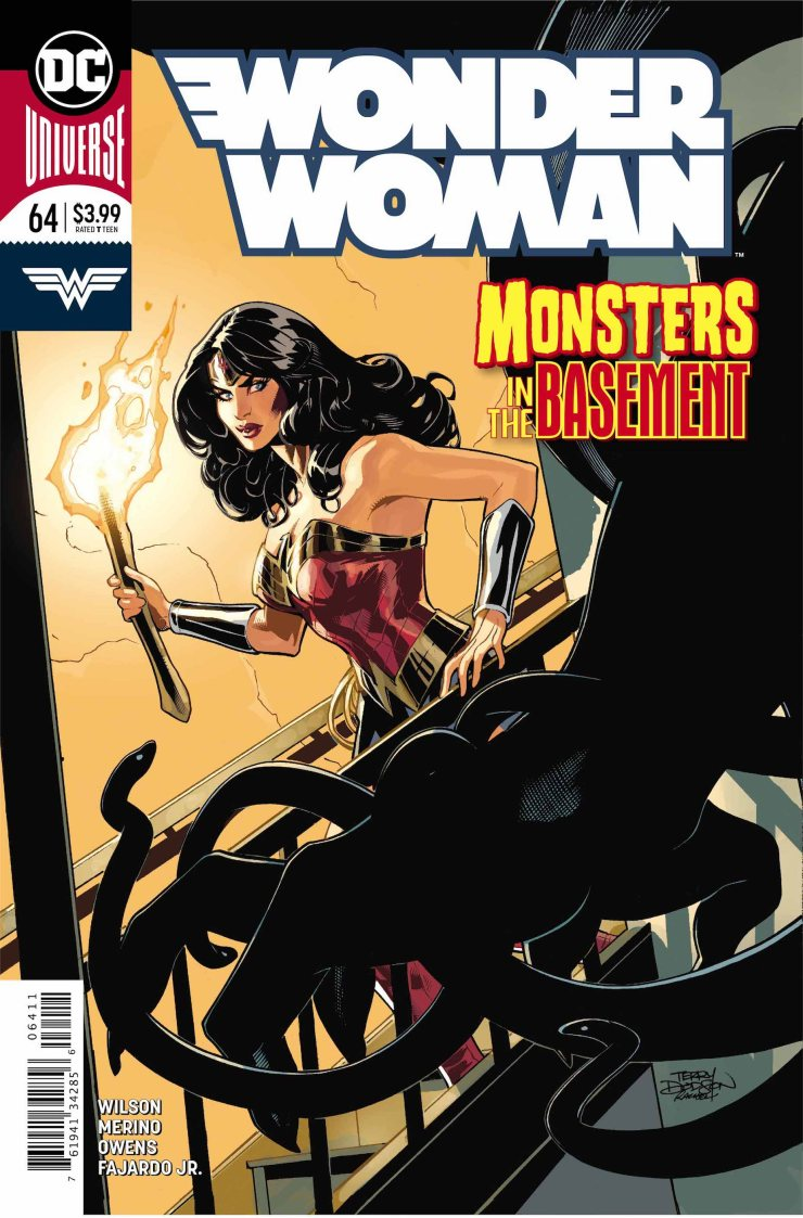 EXCLUSIVE DC Comics Preview: Wonder Woman #64