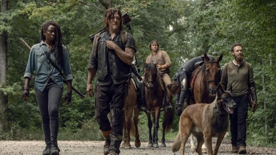 The Walking Dead: Season 9, Episode 9 'Adaptation' Review