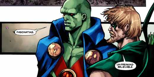 Martian Manhunter: The alien who could teach us a thing or two about humanity