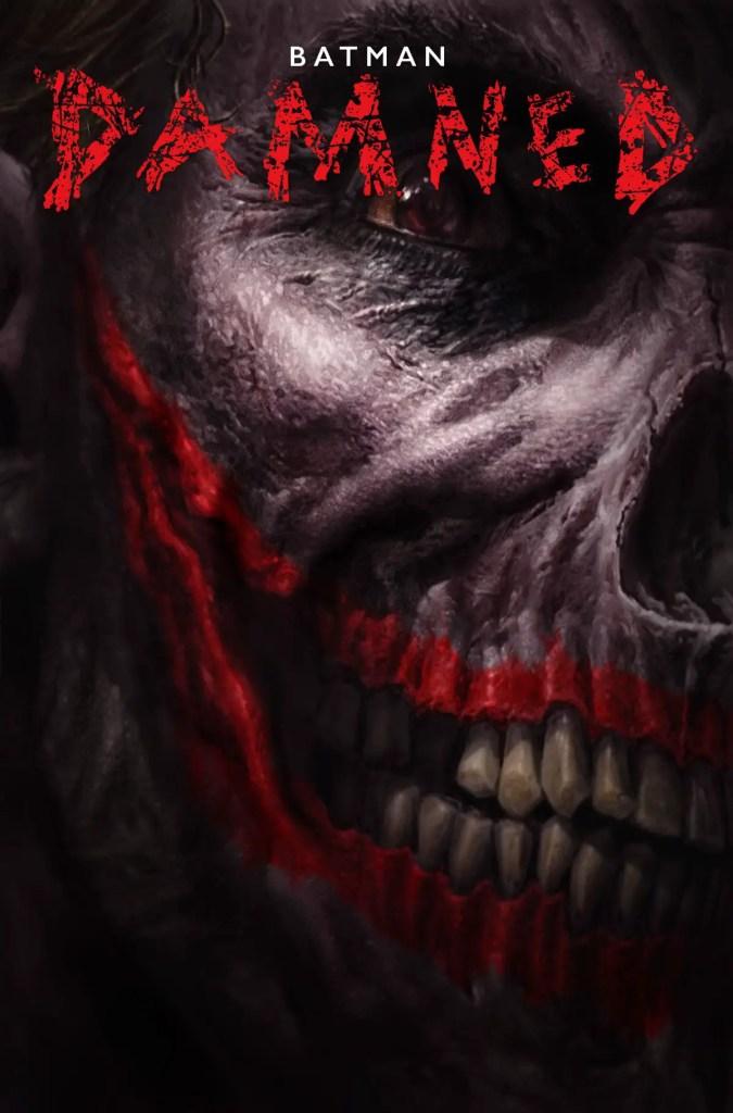 Batman Damned's third issue delayed