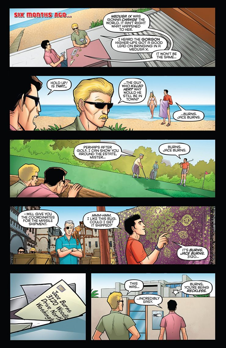 Deadpool: 'Secret Agent Deadpool' review: Spy vs. Spy-pool