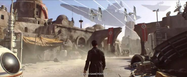 Star Wars: Jedi: Fallen Order to be revealed at Star Wars Celebration