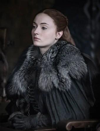 Sophie Turner as Sansa Stark– Photo: Helen Sloan/HBO