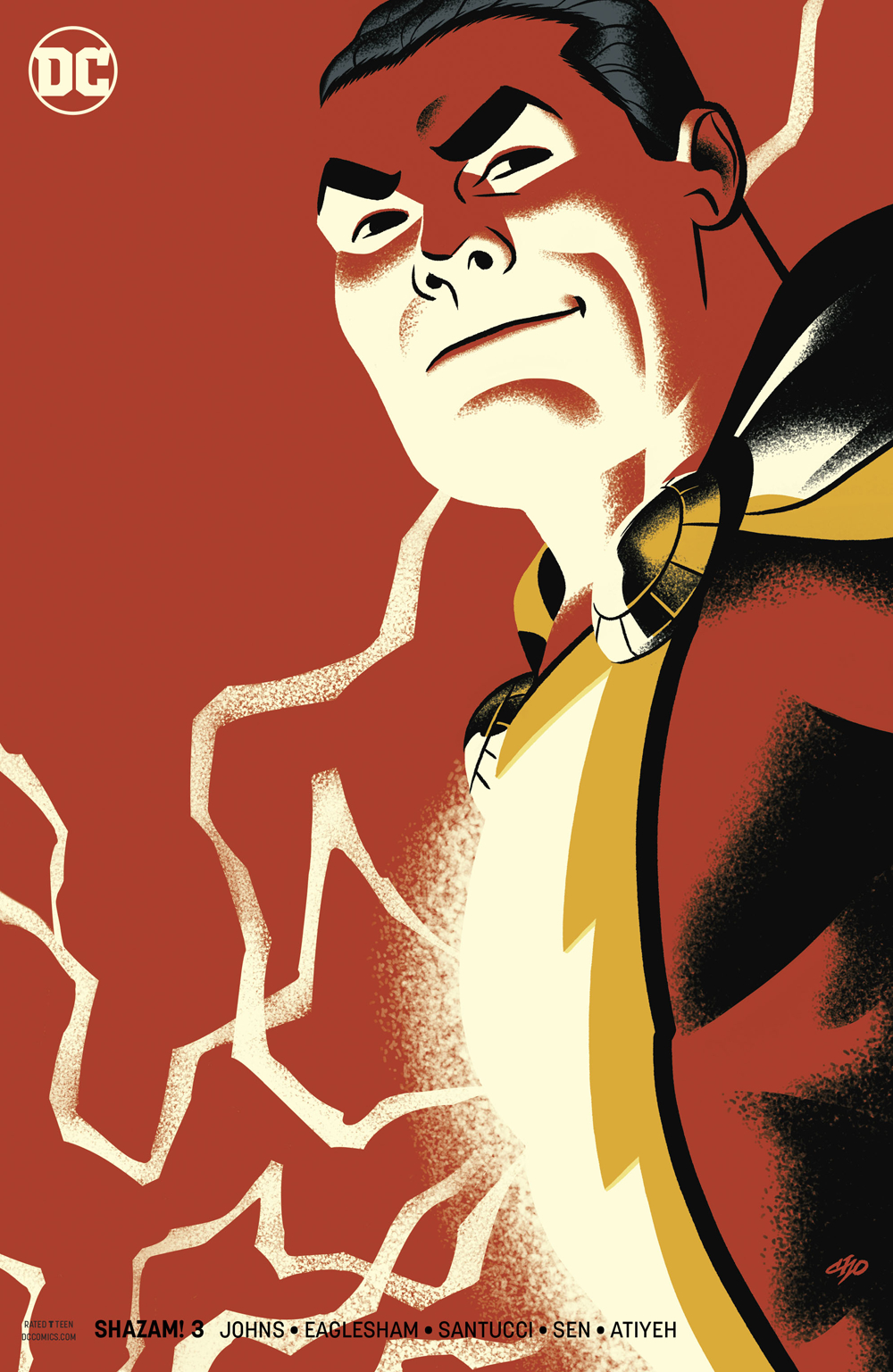 Shazam! #3 review: The Seven Champions!
