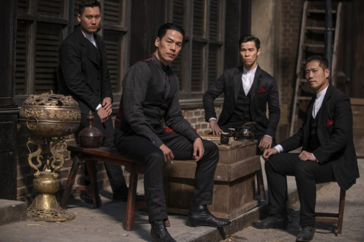 Cinemax's 'Warrior' brings Bruce Lee's fabled long-lost project to life