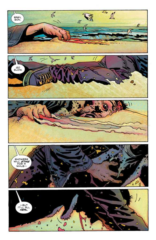 American Carnage #5 review: Great story, amazing art, and the harsh truth