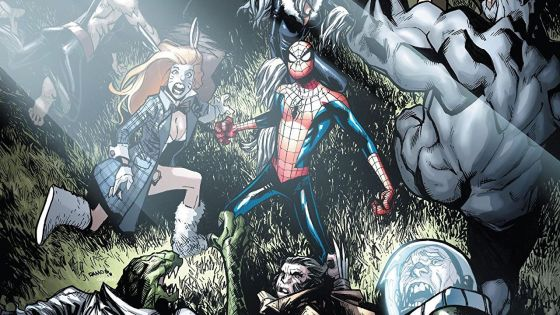 Amazing Spider-Man #18 Review