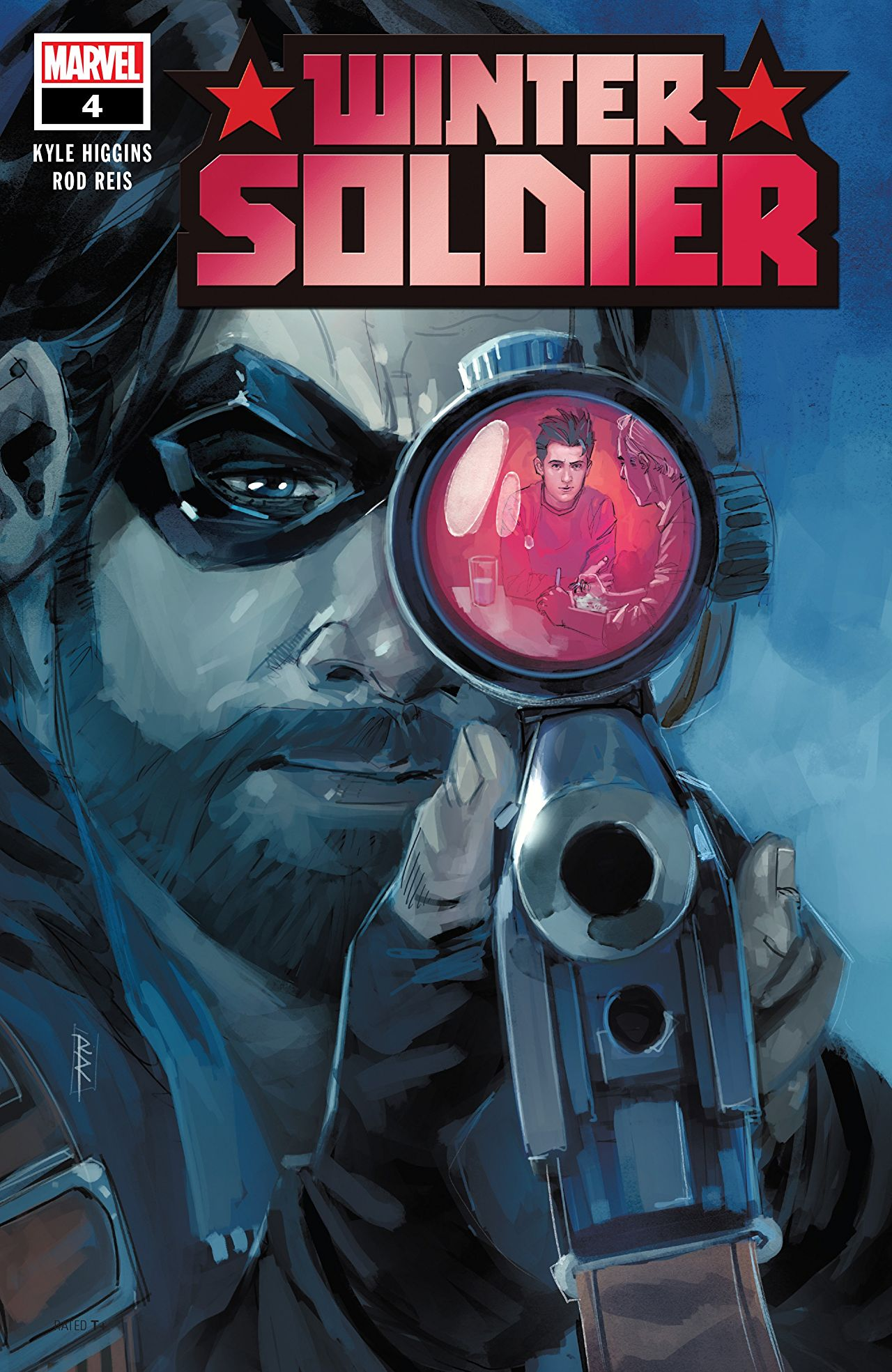Winter Soldier: Second Chances Review
