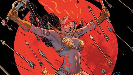 Red Sonja #2 Review