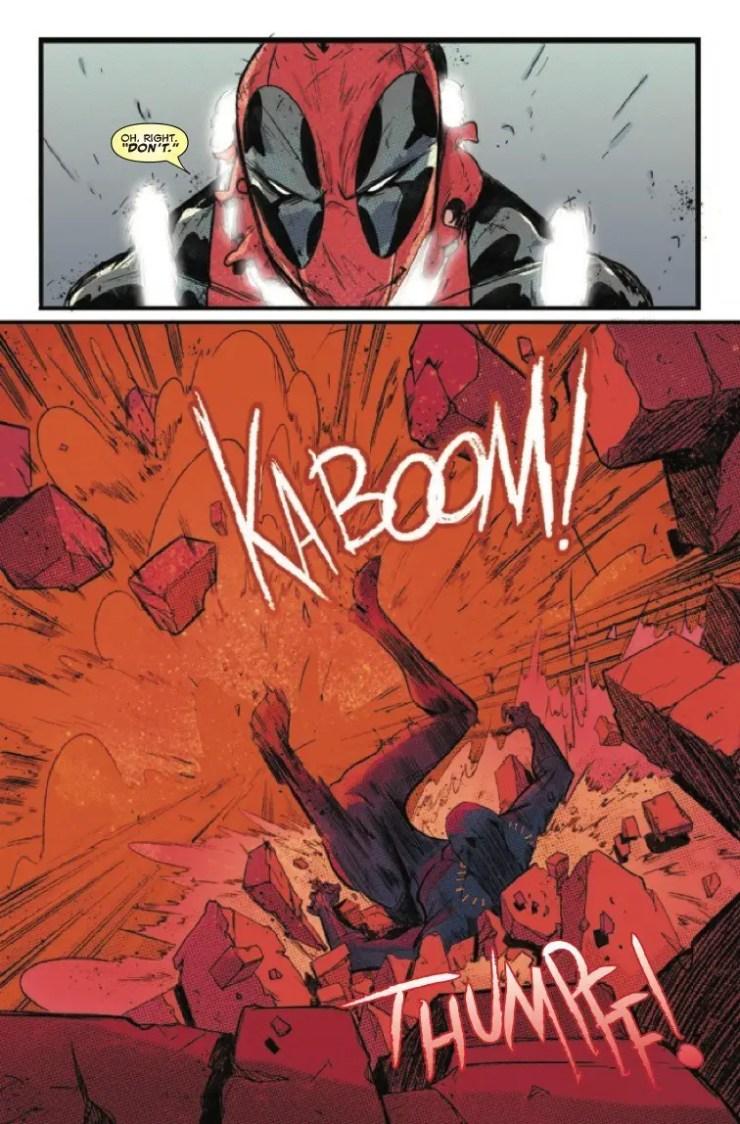 Black Panther vs. Deadpool Review