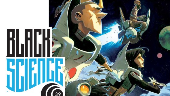 Black Science #39 Review