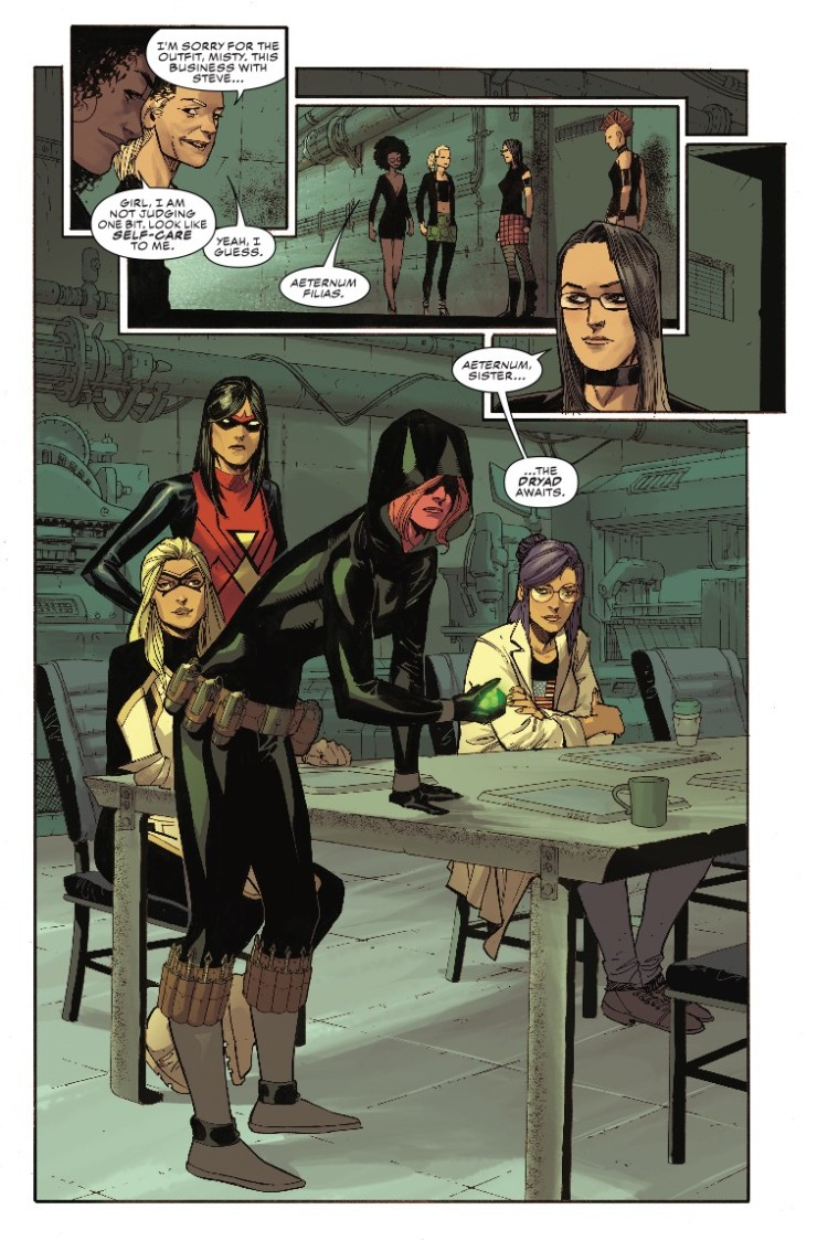 Marvel Preview: Captain America #9