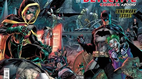 DC Comics Preview: Detective Comics #1000