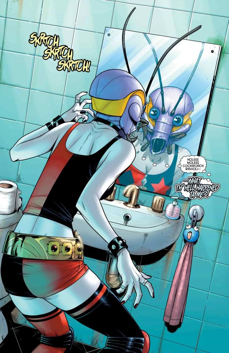 Harley Quinn #59 Review