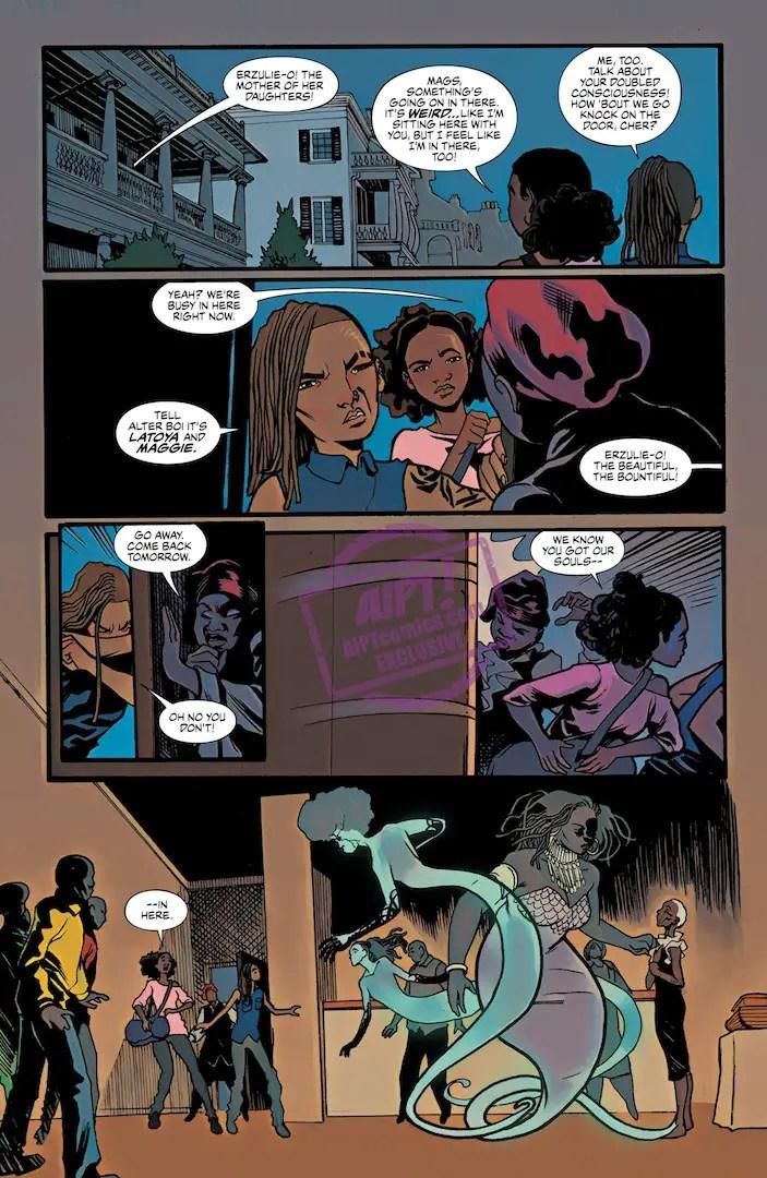 EXCLUSIVE DC Vertigo Preview: House of Whispers #7