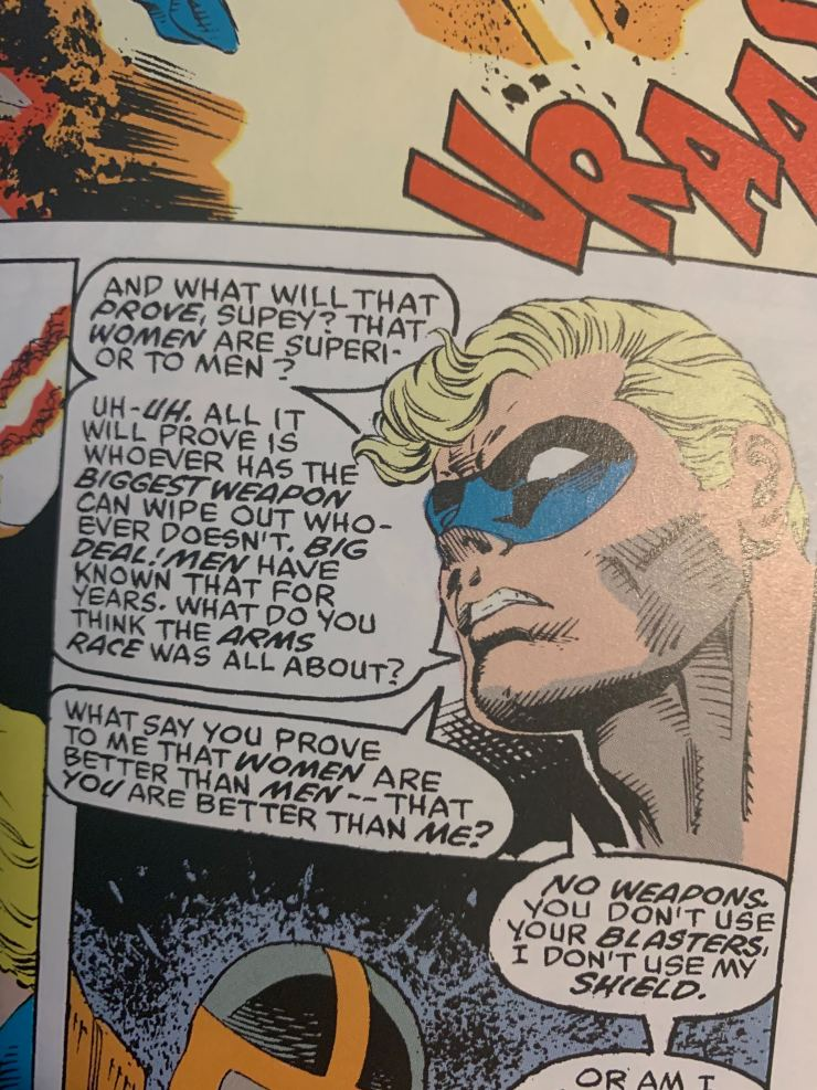 The bizarre, inappropriate, and excellent 'Captain America Epic Collection: The Superia Stratagem'