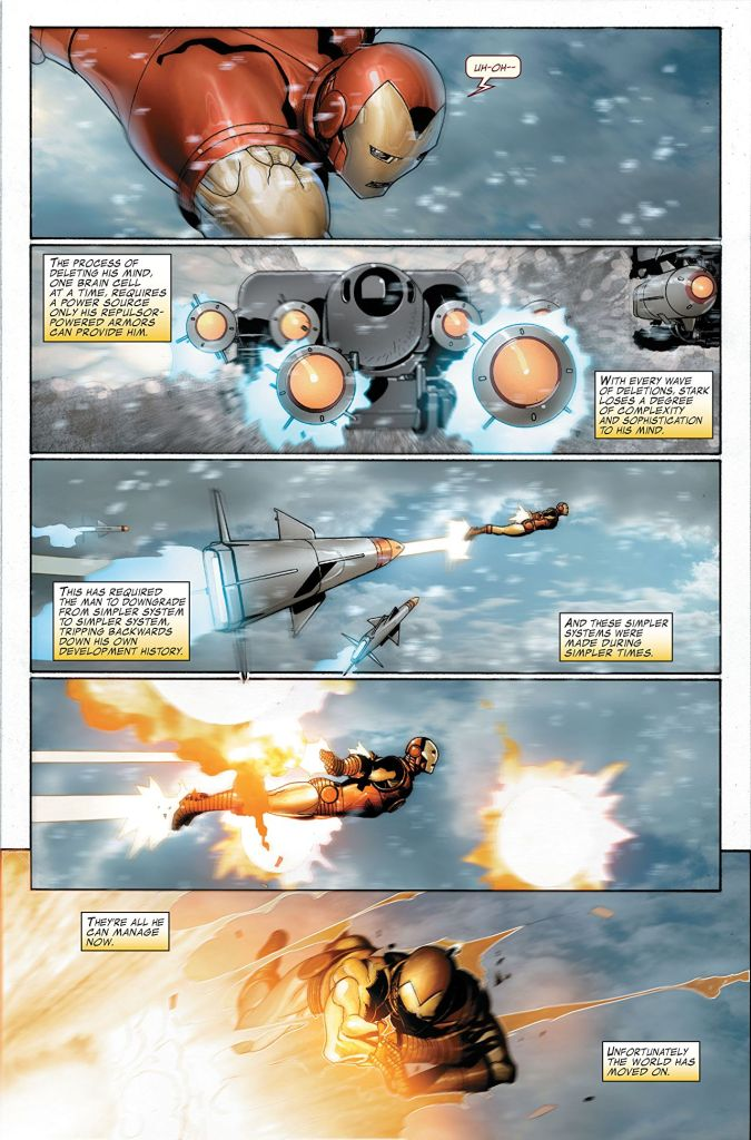 Iron Man by Fraction & Larroca: The Complete Collection Vol. 1 - Review