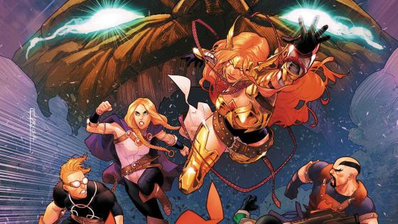 Marvel Preview: Asgardians Of The Galaxy #7