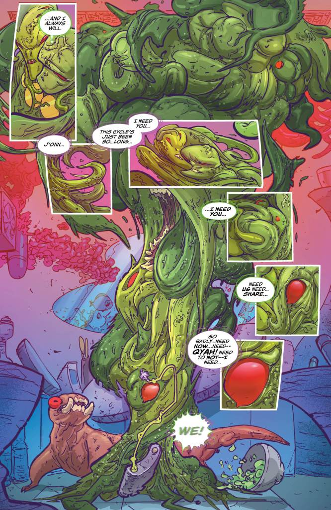 Martian Manhunter #4 Review: Out of space