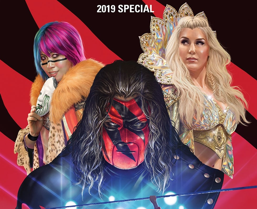 WWE WrestleMania 2019 Special #1 review: The grandest comic of them all?