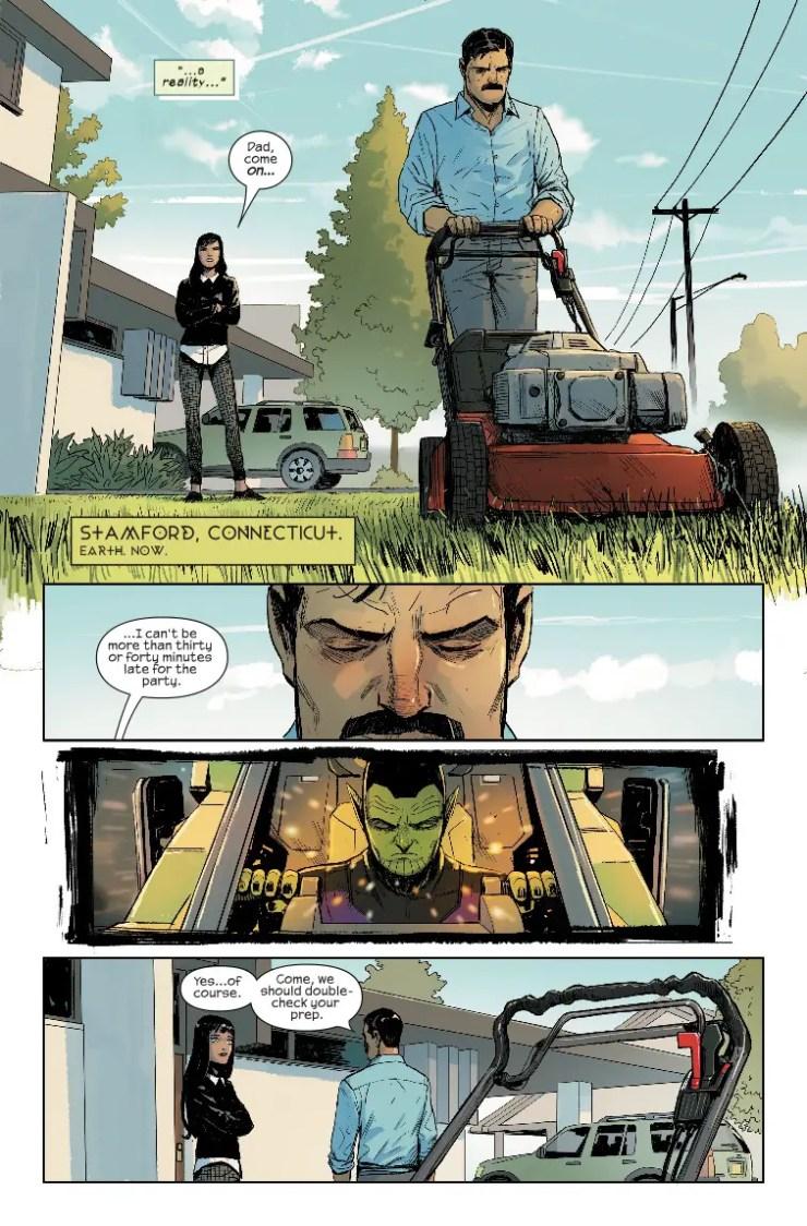 Marvel Preview: Meet the Skrulls #2