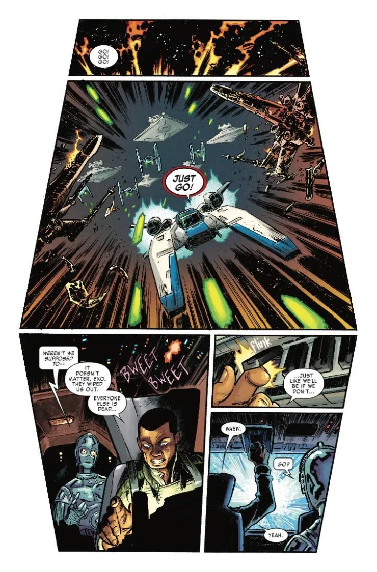 Star Wars: Vader - Dark Visions #2 Review