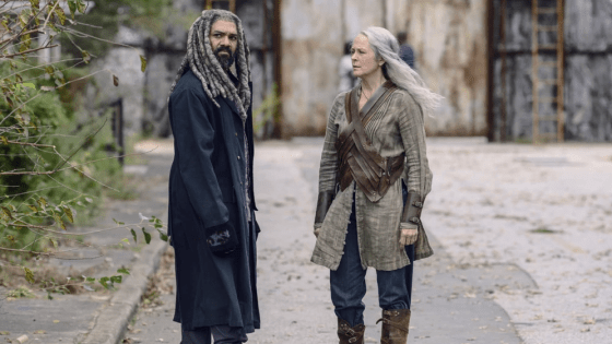 The Walking Dead Season 9, Episode 15 'The Calm Before' Review