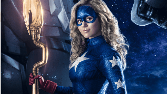 DC has unveiled the first look at the upcoming Stargirl series, coming exclusively to DC Universe.