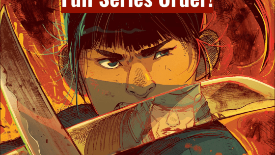 Initially a five issue mini series, Ronin Island will now be a monthly ongoing series.