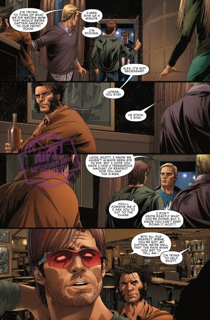EXCLUSIVE Marvel Preview: Uncanny X-Men #15