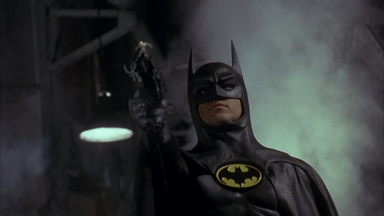 At one point studio executives and other powers told him that Batman was no longer viable.