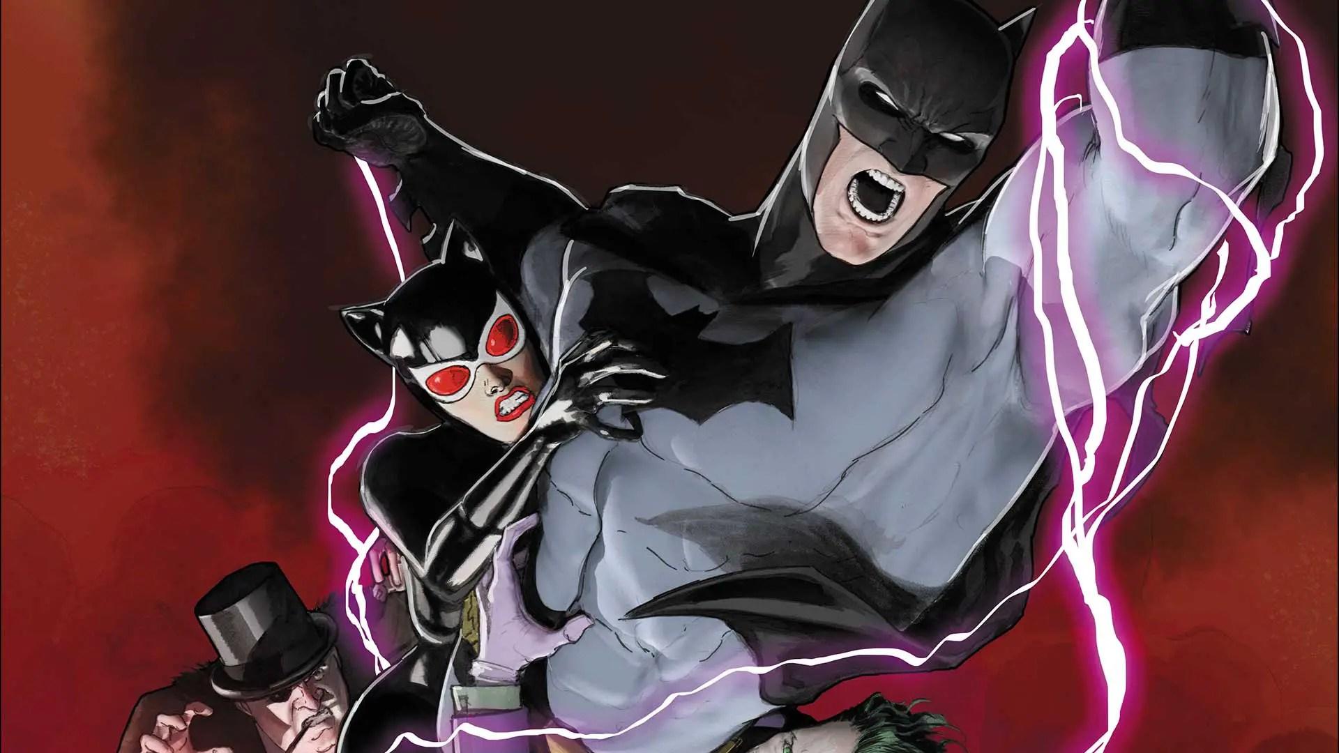 Batman #66 Review: Questionable storytelling