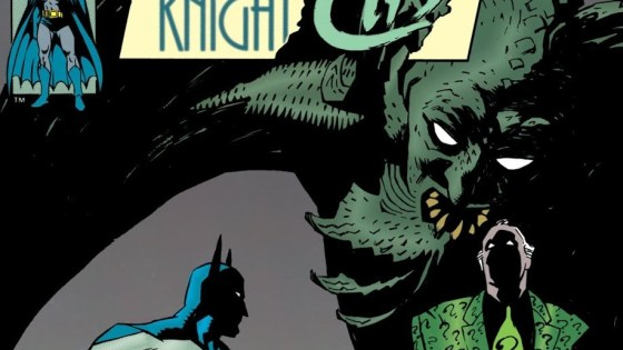 Revisiting for the First Time: I finally read 'Batman: Dark Knight, Dark City'