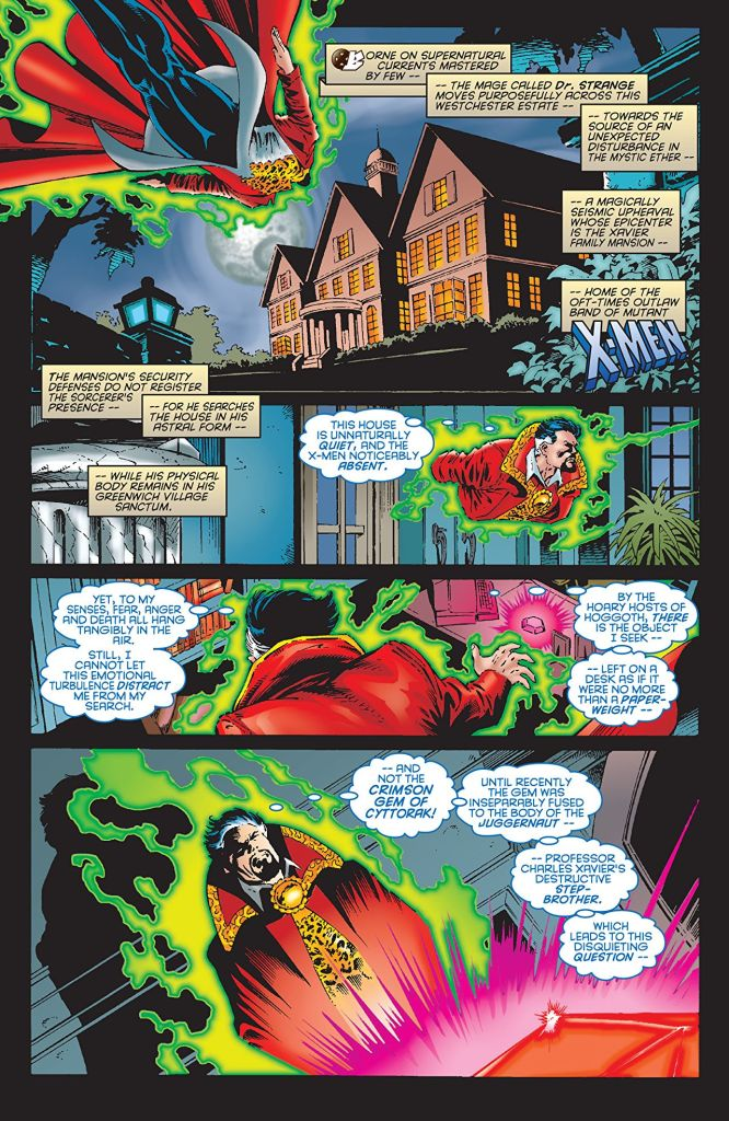 Three Takeaways: 'X-Men: Onslaught Aftermath'