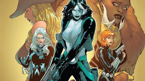 Domino: Hotshots #1 Review